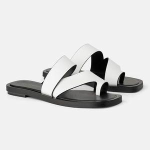 *NEW* ZARA • Join Life Flat Sandal • Size 10